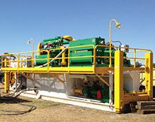 HDD泥浆回收系统